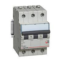 TX³ Автоматичний Вимикач C 32A 3П 6kA