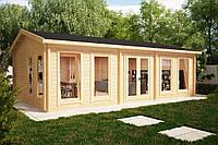 Строительство Дачный дом  5x8,38 м²