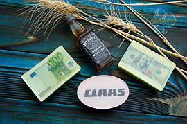 """Подарочный набор мыла """"Claas"""" вариант 2"""