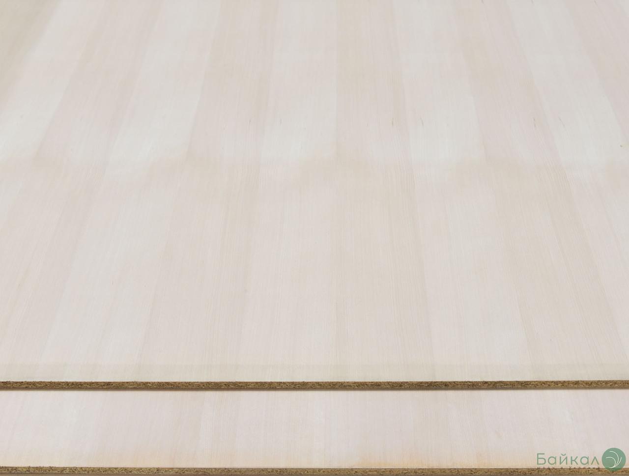 ДСП плита шпонована Буком 9 мм А/В 2,80х2,07 м