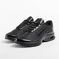 Мужские кроссовки Nike Air Max Jewell Premium Black Metallic 904576-002 , Найк Аир Макс Джевел, фото 3