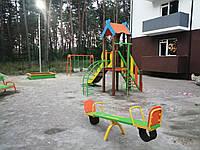 Дитячі майданчики: веселе, корисне та безпечне дитинство
