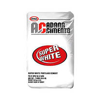 Белый цемент Адана