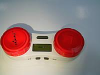 Контейнер для хранения линз с напоминанием о замене линз