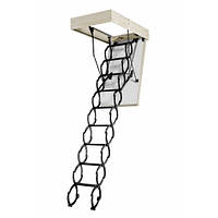 Металлические лестницы на чердак Oman Nozycowe