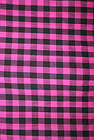 Рубашечная ткань клетка (ш 140 см) Ркл-03 для пошива рубашек, сорочек, для поделок,