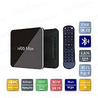 ТВ приставка H96 Max X2 Smart TV Box 4/32