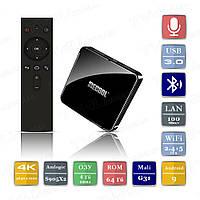 ТВ приставка Mecool KM3 4/64 Гб Smart TV Box