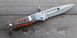 Нож АК - 47 клинковый штык, складной армейский нож для охоты, рыбалки, туризма