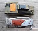 Нож АК - 47 клинковый штык, складной армейский нож для охоты, рыбалки, туризма, фото 4