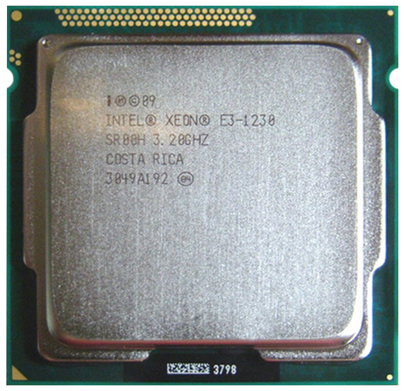 Процессор Intel® Xeon® E3-1230 LGA1155 up to 3.60GHz ( i7-2600)