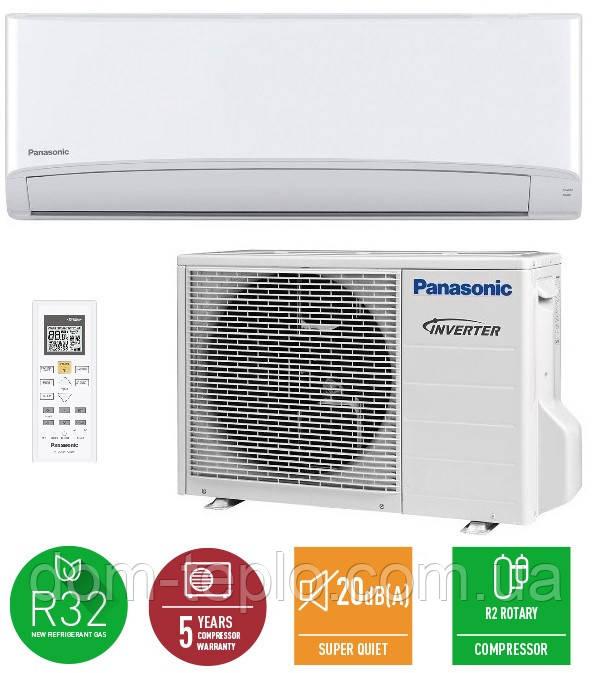 Кондиционер инверторный Panasonic Compact Inverter CS/CU-TZ20TKEW