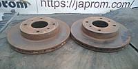 Тормозной диск передний Nissan Primera P10 P11 Almera N16 Classik B10 257,8мм 4*114.3