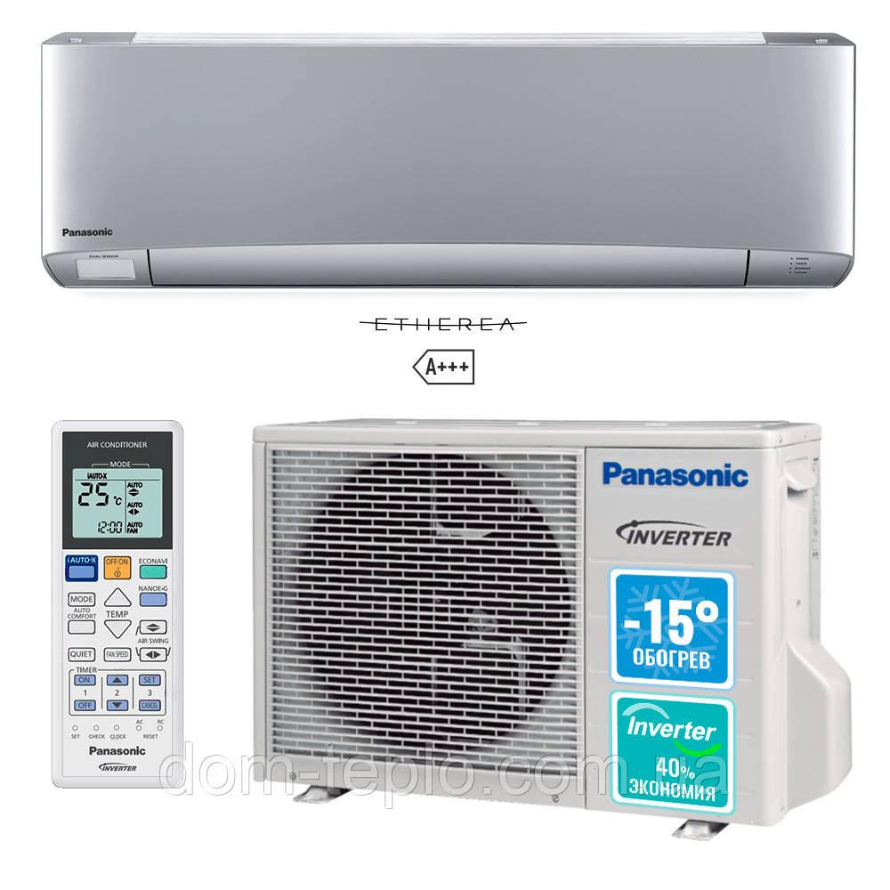 Кондиционер инверторный Panasonic Flagship Silver XZ25TKEW