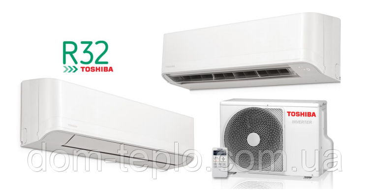 Кондиционер инверторный Toshiba J2KVG RAS-24J2KVG