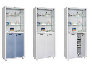 Медицинские шкафы для хранения медикаментов