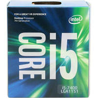 Процессор INTEL Core™ i5 7400 (CM8067702867050), фото 1