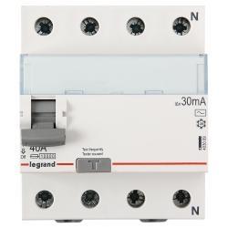TX³ Диференційне Реле 4П 40A 30mA -AC