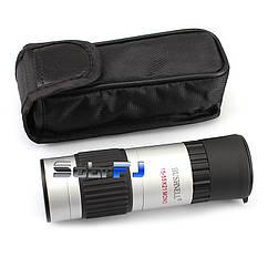 Зрительная труба, монокль, монокуляр BUSHNELL 15-55x21, чехол, ремень для ношения, переменная кратность
