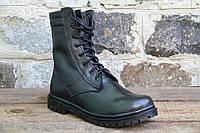 Тактичне взуття, берци з натуральної шкіри СО ЧОРН НАТО