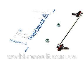 Стойка(тяга) переднего стабилизатора на Рено Трафик III с 2014г./ Lemforder 38187