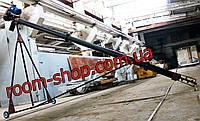 Шнековый транспортер (конвейер, погрузчик) диаметром 133 мм, длиною 3 метра
