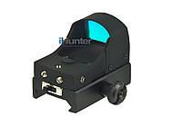 Прицел коллиматорный Reflex Micro 3 M.O.A на крепления ласточки хвост 11 мм красная прицельная марка