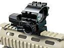 Прицел коллиматорный Kandar KD-112 для крепления 21 мм планка Вивер/ Пикатинни 2 Цвета подсветки 4 вида, фото 4