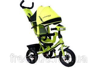 Детский трехколесный велосипед Crosser T-1 EVA (+фара)