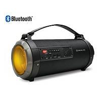 Колонка REAL-EL X-720 Black (bluetooth, подсветка)