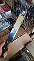 Мачете туристическое Tramontina стальное лезвие (сталь), рукоять полипропилен, фото 2