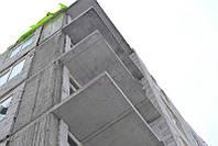 Строительство. Бетонные работы: Устройство стяжек. фундамент, Промышленный бетонный пол +, фото 1