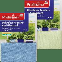 Тряпочки Denkmit Profissimo Mikrofaser Fenster- und Glanztuch унив. 1шт.