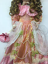 """Декоративная кукла сувенирная, фарфоровая, коллекционная Porcelain doll """" Мария """" (40 см), 1303-13, фото 3"""