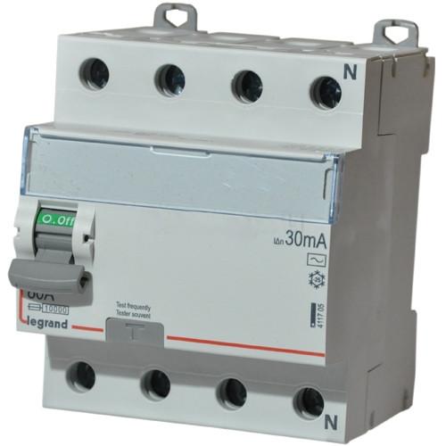 TX³ Диференційне Реле 4П 40A 300mA -AC