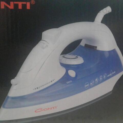 Утюг электрический CONTI 3210 2000 Вт, керамическое покрытие