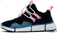 Мужские кроссовки Nike Pocket Knife DM Black 910571-001, Найк Покет Кнайф ДМ