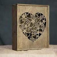 Дерев'яні подарункові коробки