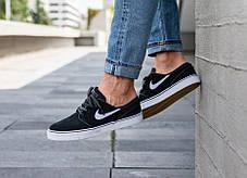 Мужские кроссовки Nike Zoom Stefan Janoski Suede 333824 067, Найк Зум, фото 2