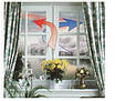 Теплосберегающая плёнка на окна Третье стекло | Термоусадочнвя | Комплекты в 4-х вариантах, фото 4