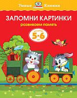 Махаон УмКн 5-6 лет. Запомни картинки (Р)