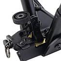 Сошки Peleton Pivot 6-9 дюймов с прорезиненными ножками с креплением на рейку с плавной регулировкой, фото 5