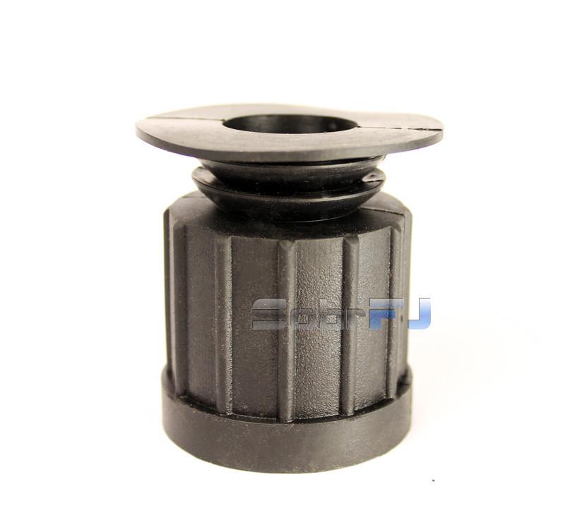 Наглазник гумовий 65 довжина х 40 мм діаметр для оптичного прицілу виключає бічній засвічування
