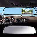 Зеркало монитор камера заднего вида видеоплеер 4,3дюйма 11 см питание 12 / 24 В, фото 6