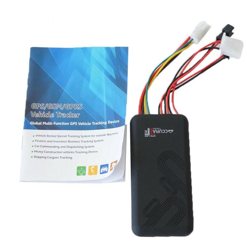 Автомобильный трекер GPS / GSM GT06 для контроля местонахождения, от 9-24 В