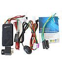 Автомобильный трекер GPS / GSM GT06 для контроля местонахождения, от 9-24 В, фото 2