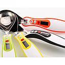 Кухонные весы с ложкой-емкостью точность до 0,1 г Весы 300 г, фото 8