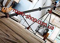 Шнековый погрузчик (винтовой конвейер) диаметром 133 мм, длиною 6 метров