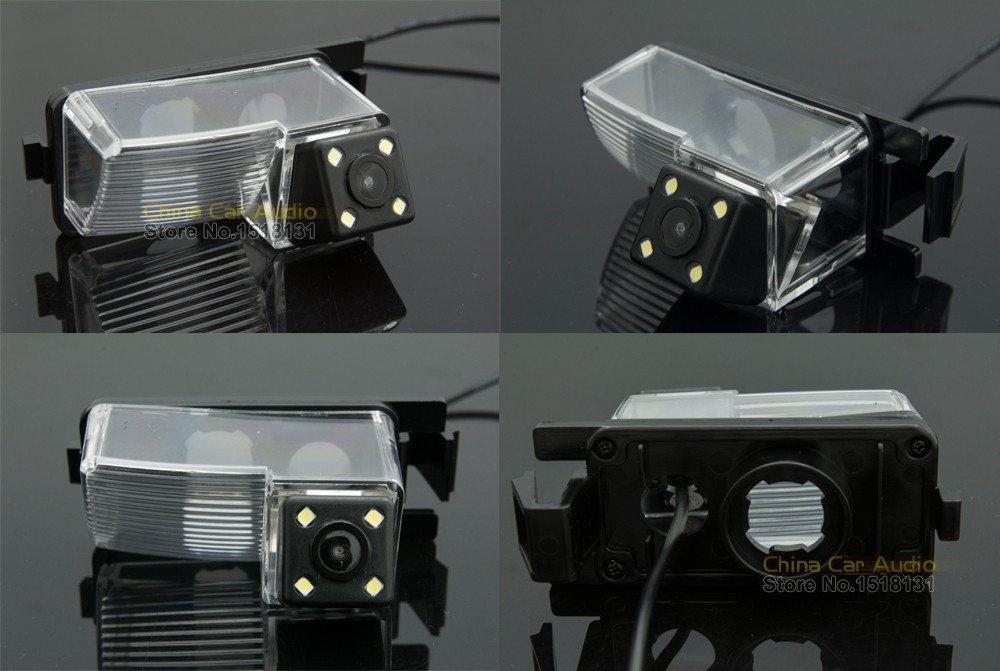 Камера заднего вида Nissan 350Z 2006-2008 Tiida 2007-2010 Leaf 2011-2014 Versa цветная матрица CCD