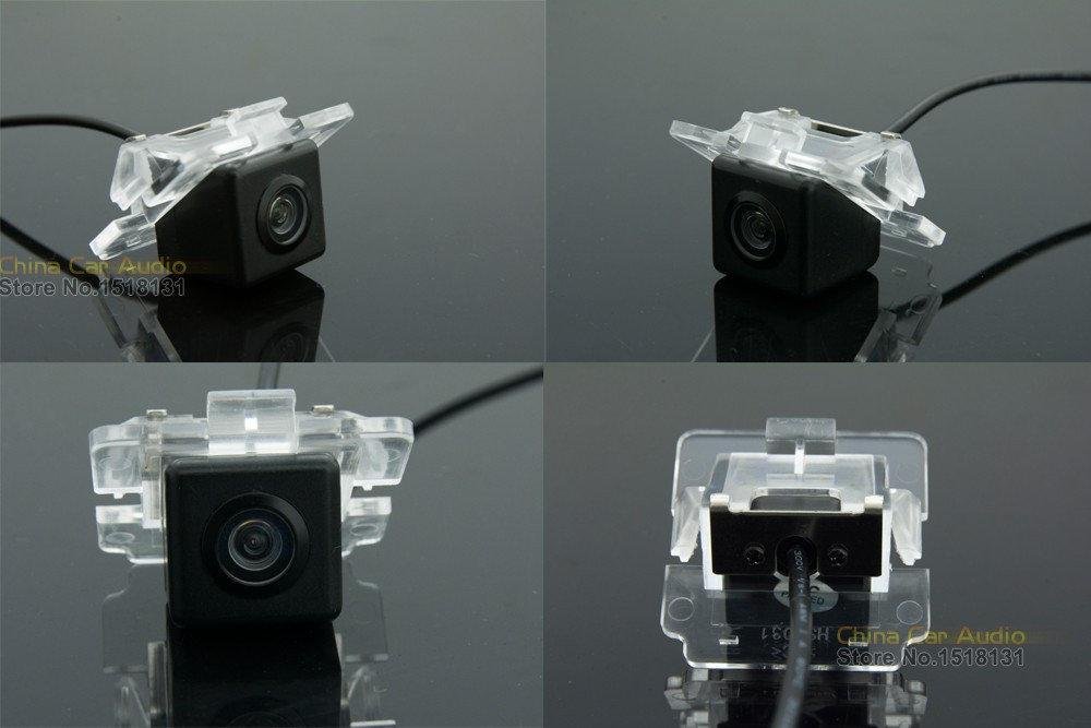 Камера заднего вида Mitsubishi Outlander 2003-2012Pajero Sport 2 2008+ цветная матрица CCD
